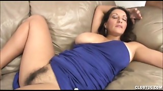 Breasty Mother I'd like to fuck Cook jerking And Love tunnel Rubbing