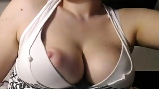 Bigtitted Mother I'd like to fuck With Puffy Nipps