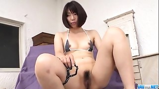 Izumi Manaka needy mamma can't live without cum on face