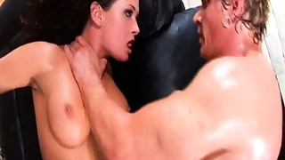 Coarse Arse stab Gaping With MILF Whore
