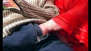 Mother-in-law Teaches Stepson About Actual Porn