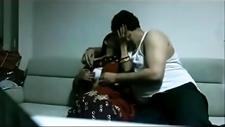 Indian desi wife in saree fucking Spouse in abode