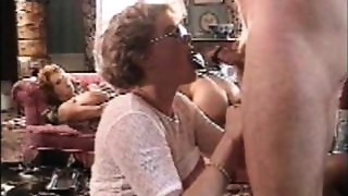 Fortunate Stud Having Sex With 2 Bigtitted Mamas by TROC
