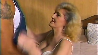 Older and anal dance