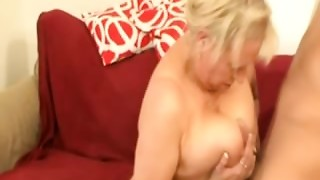 German Grandmother is hungry for the Youthful boy-friend